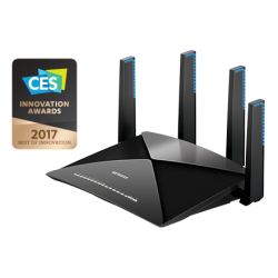 Netgear R9000 — Nighthawk X10 AD7200 Smart WiFi Router
